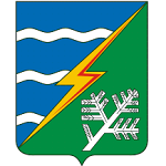 герб Конаковского района Красногорск