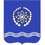 Герб города Обнинск Протвино