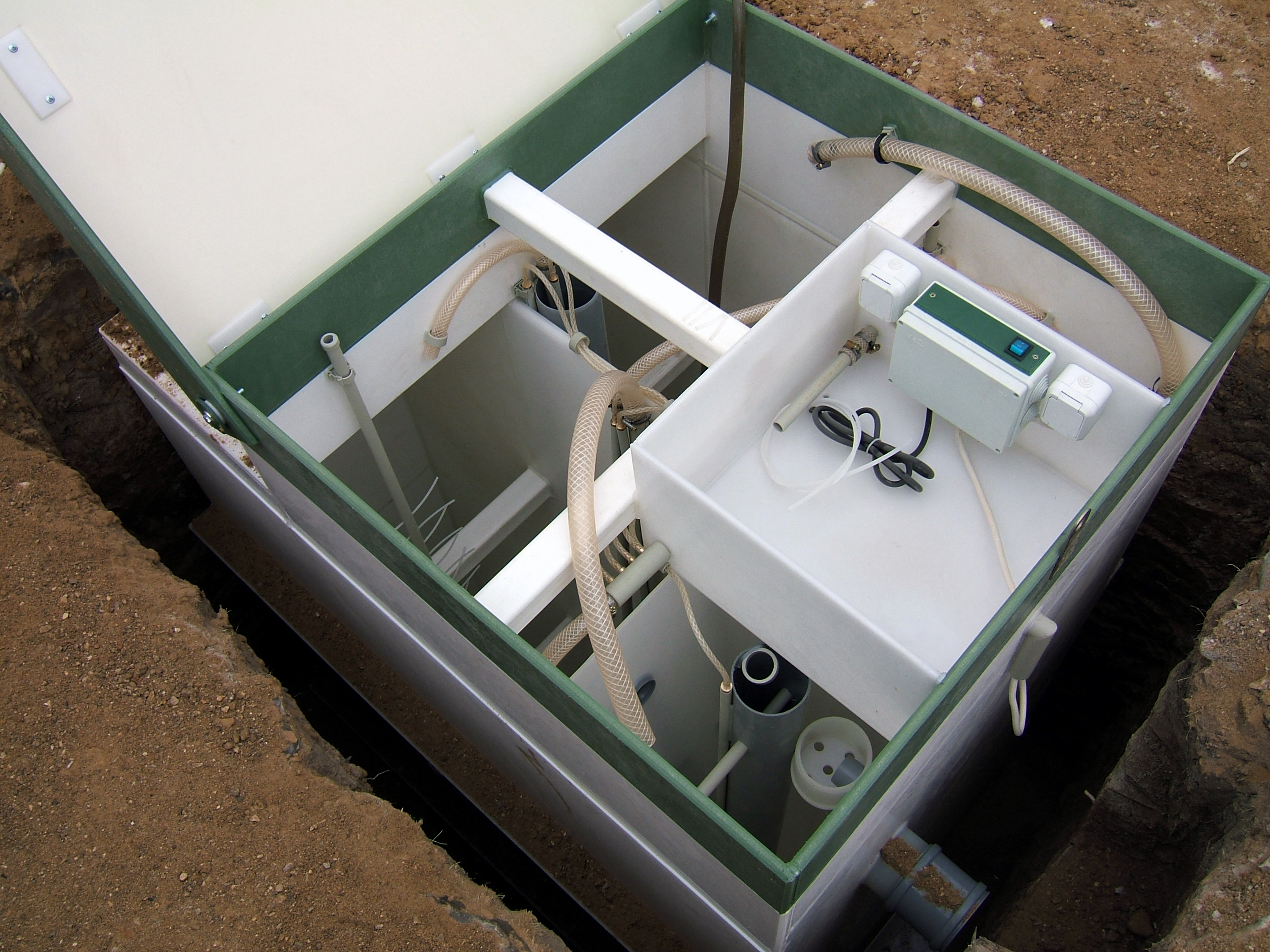 Водоснабжение и водоотведение в загородных домах