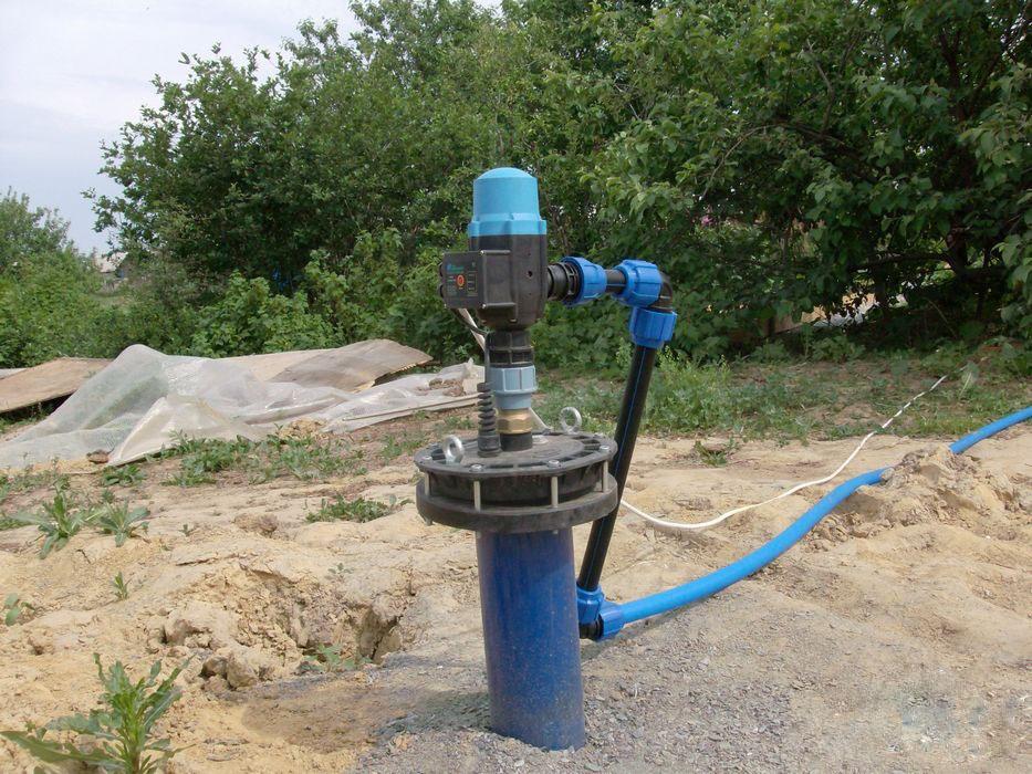 Как сделать скважину для воды в доме своими руками 51