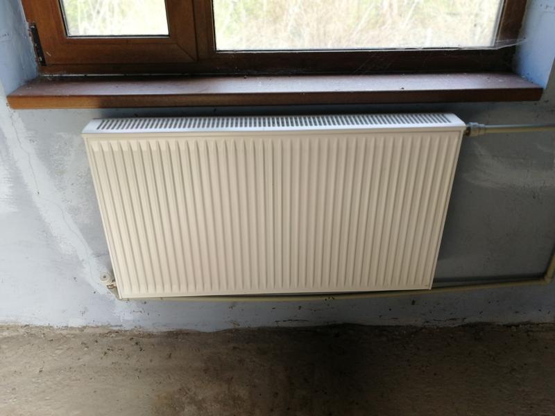 Отопление и горячее водоснабжение частного дома