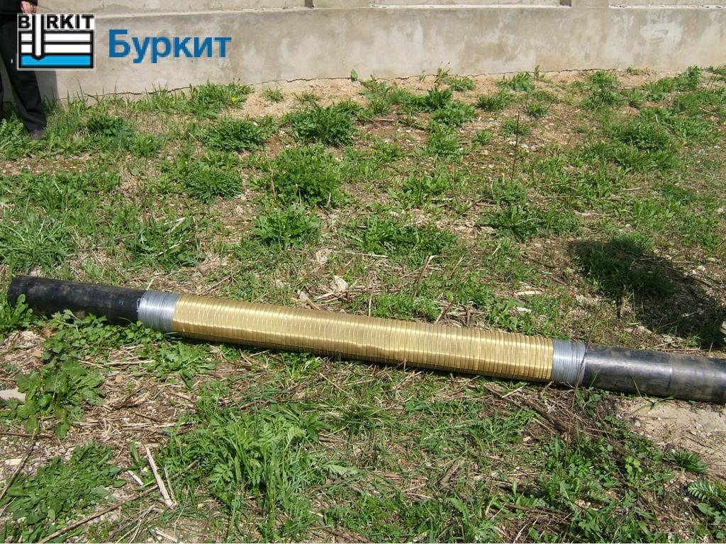 Обсадная труба с фильтром