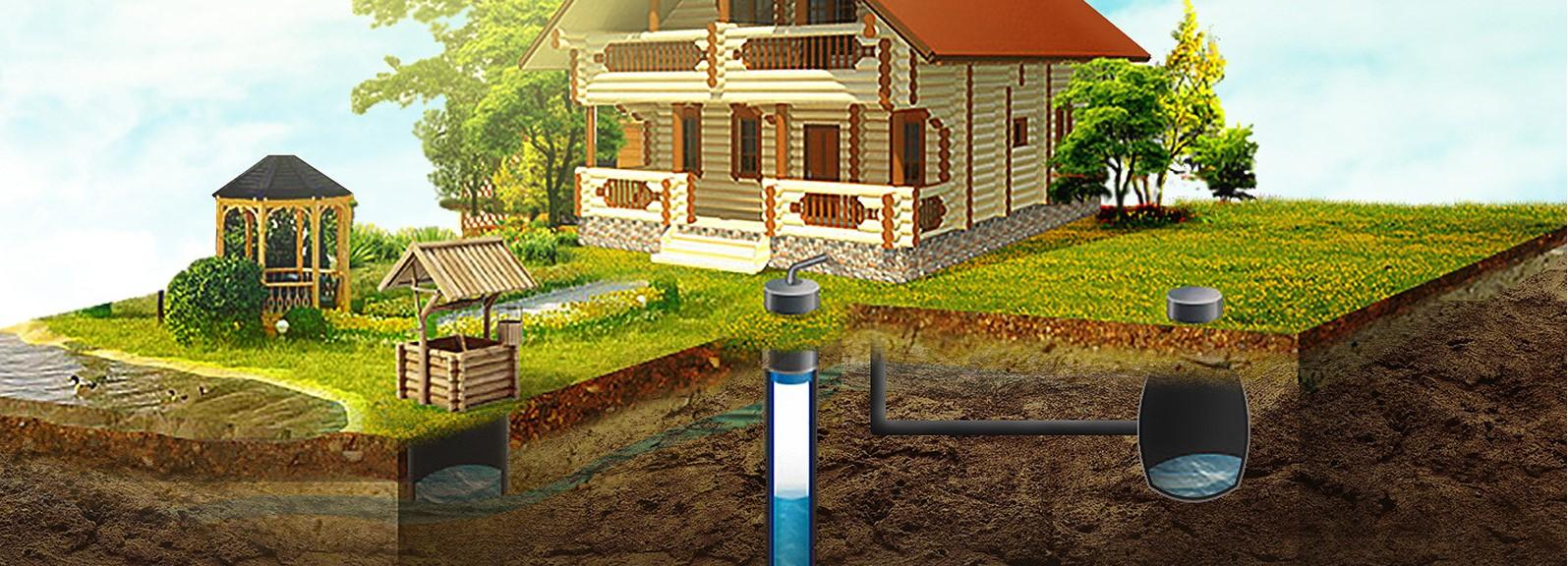 обустройство скважины на воду в московской области